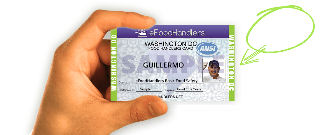 Where To Get A Food Handlers Card In Washington State